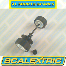 W9058 Scalextric Spare Front Axle Assembly for Peugot 307