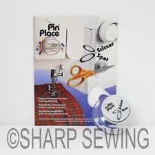 GRABBIT SCISSOR SPOT PIN PLACE MAGNETIC HOLDER FOR SEWING MACHINE