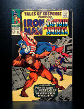 COMICS: Marvel: Tales of Suspense #88 (1967) 1st Levitation Ray app - (ironman)
