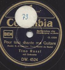 Tino Rossi singt französische Chansons 1942 : Nous Irons la-bas