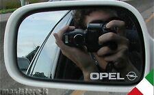 Adesivi Specchietti per Opel  - Stickers kit