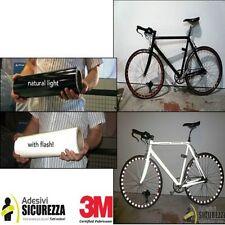 3M™ 580 Schwarz Black Reflective Reflexfolie 25mm X 5Mt reflektor reflektierend