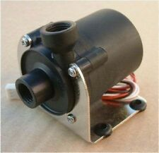 12v DC cooling water pump Motors Speed Line No Brushless with bracket 1.2A 14W