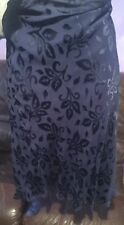 Marks And Spencer navy skirt size 14 Lined