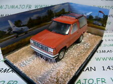 voiture 1/43 IXO altaya 007 JAMES BOND anglais : n° 103 FORD Bronco II