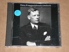 HANS KNAPPERTSBUSCH CONDUCTS BEETHOVEN, STRAUSS - CD COME NUOVO (MINT)