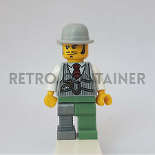 LEGO Minifigures - 1x mof005 - Rodney Rathbone - Monsters Fighters Omino Minifig