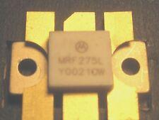 MRF275L The RF MOSFET Line 100W, 500MHz, 28V   MACOM  1pcs