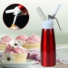 500ml Cream Butter Dispenser Whip Coffee Dessert Fresh Whipped Cake Making Tool