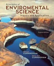 Principles of Environmental Science : Inquiry and Application by Mary Ann Cunnin