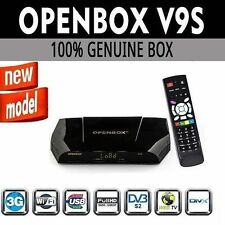 Openbox V9S Digital Freesat PVR Full HD TV Satellite Receiver Box Genuine UK