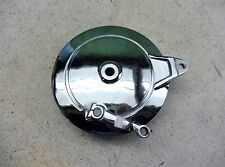 1986 Yamaha XV1100 Virago 1100 Y595. rear brake plate hub drum