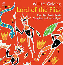 Lord of the Flies by William Golding (CD-Audio, 2009)