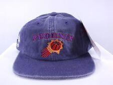 PHOENIX SUNS ADULT ADJ. CLOTH BELT FLAT BRIM NEW HAT BY SPORTS SPECIALTIES A58