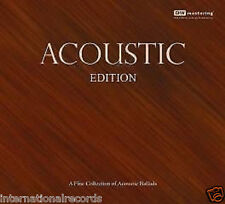 """Acoustic Edition Vol.1"" DW Mastering 24bit/96KHz Audiophile Mastering CD New"