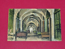 CPA CARTE POSTALE 1906 COLONIES FRANCE TUNISIE MAGHREB SOUK DES CHECHIAS