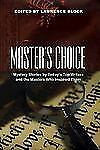 Master's Choice Various~Lawrence Block Hardcover