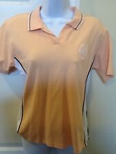 Cincinatti Bengals ladies medium NFL polo, Reebok, VGUC