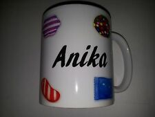 Candy Crush Mug Personalised ANY design of your Choice Have It YOUR Way