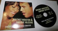 Whitney Houston et Enrique Iglésias  Could I have this kiss forever Metro mix Or