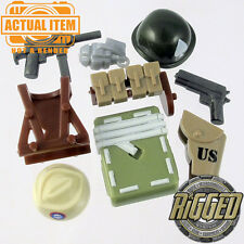 Brickforge US 506th Paratrooper Lego Minifigure Accessory Pack WW2 Soldier NEW