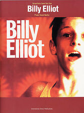 Billy Elliot Film Piano Vocal Guitar Music Book PVG NEW