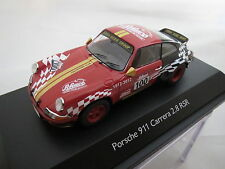 Schuco Porsche 911 Carrera 2.8 RSR- Exclusives Clubmodell 2012, in 1:43-OVP-TOP