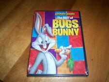 LOONEY TUNES THE BEST OF BUGS BUNNY Cartoon Classics Warner Bros. DVD SEALED NEW