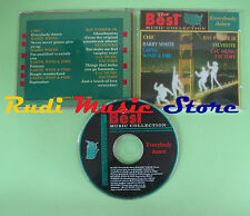 CD BEST MUSIC EVERYBODY DANCE compilation PROMO 1993 CHIC SYLVESTER WHITE (C19*)