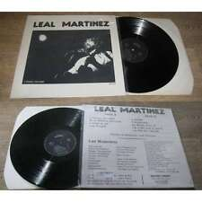 LEAL MARTINEZ - L'Oiseau Sauvage Rare French Private Press Folk Celtic
