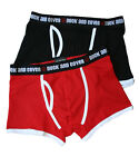 DUCK AND COVER 2-pack key hole boxer trunks BNWT