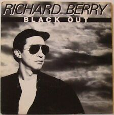 Richard BERRY (SP 45T)   Black out  -  CHARLELIE COUTURE