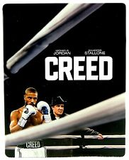 CREED Blu-Ray Collectible Steelbook Target Exclusive Includes DVD & Digital HD