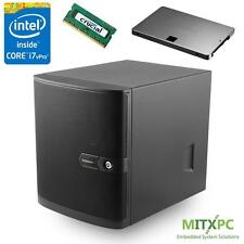 Supermicro SuperServer 5029S-TN2 Mini-Tower Server, Core i7-6700, 8GB, 256GB SSD