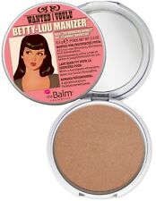 THE BALM BRONZER AND SHADOW BETTY LOU MANIZER