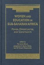 Women and Education in Sub-Saharan Africa: Power, Opportunities, and C-ExLibrary
