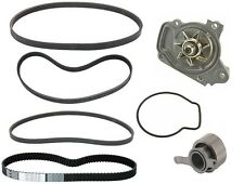 Honda Civic 96-00 1.6L Timing Belt Kit w/ Water Pump Belts and Tensioner OEM