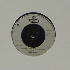 "JOHN PARR 'ST ELMO'S FIRE' UK 7"" SINGLE"