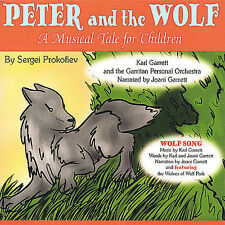 Peter and the Wolf by Karl and Joani Garrett (CD, Jul-2005, JFG Recording)