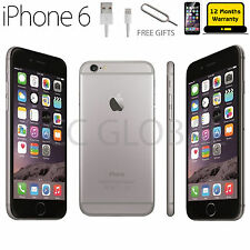 Prístina Apple Iphone 6 64GB Gris Espacial 4G Vodafone Teléfono Inteligente grado AAA + +