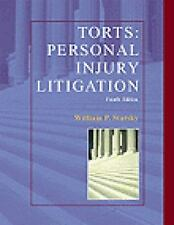 Torts Personal Injury Litigation (West Legal Studies)-ExLibrary