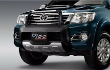 GENUINE TOYOTA HILUX VIGO 2013 BLACK FRONT GUARD BUMPER