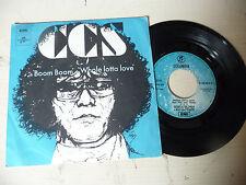 """CCS(ALEXIS KORNER)""""WHOLE LOTTA LOVE-disco 45 giri COLUMBIA Italy1970""""PERFETTO"""