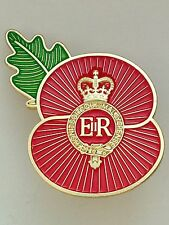 The Household Cavalry Regiment Remembrance Poppy Pin