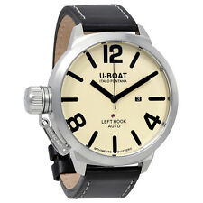 U-Boat Classico Automatic Black Dial Mens Watch 1018