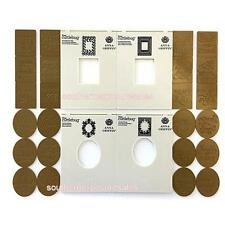 Anna Griffin Cuttlebug Mix & Match Trellis Frames Embossing Set Oval & Rectange
