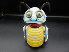 vintage Marx MOON CREATURE windup tin toy Linemar chompy beetle robot wind up !!