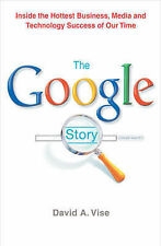 The Google Story by David A. Vise (Hardback, 2005)