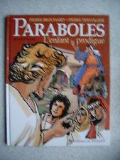 bd Pierre Brochard Pierre Thivollier PARABOLES second tome l'enfant prodigue TBE