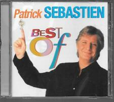 CD COMPIL 12 TITRES--PATRICK SEBASTIEN--BEST OF